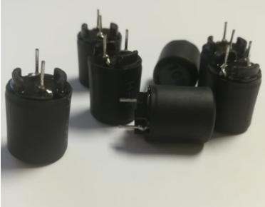 屏蔽插件电感新品开发