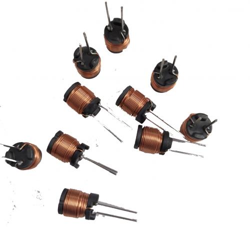绕线电感和哪些因素有关?