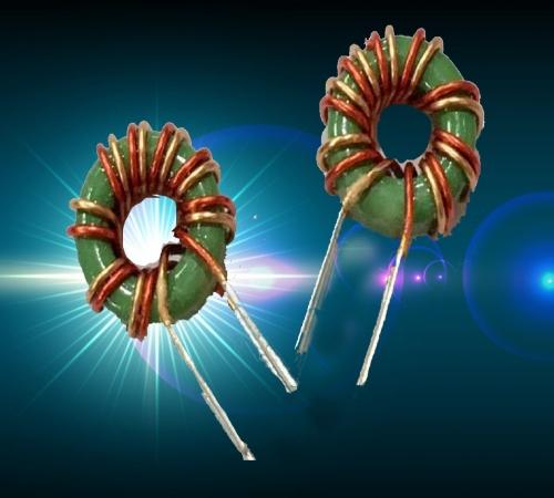 电感器的结构类似于变压器