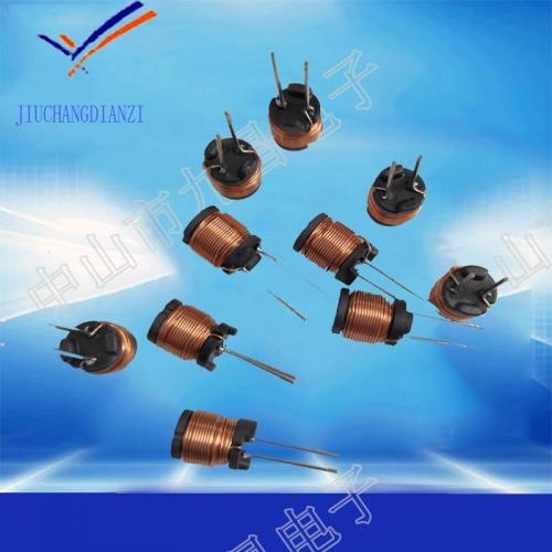 镍锌带凸台工字电感7.8X9.3规格书