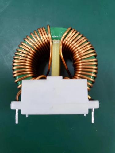 磁环电感在是如何充当振荡器的角色的?