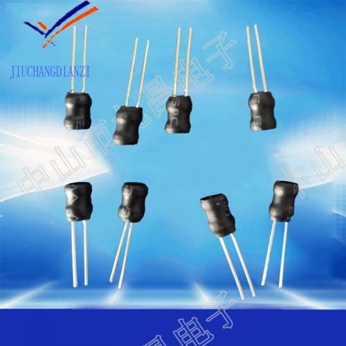 插件电感厂家介绍:阻流电感器