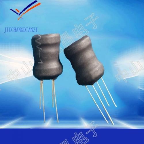 一体成型电感的从磁场是如何产生的